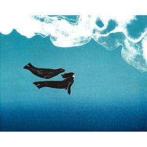 Iceberg by Catherine Hiley