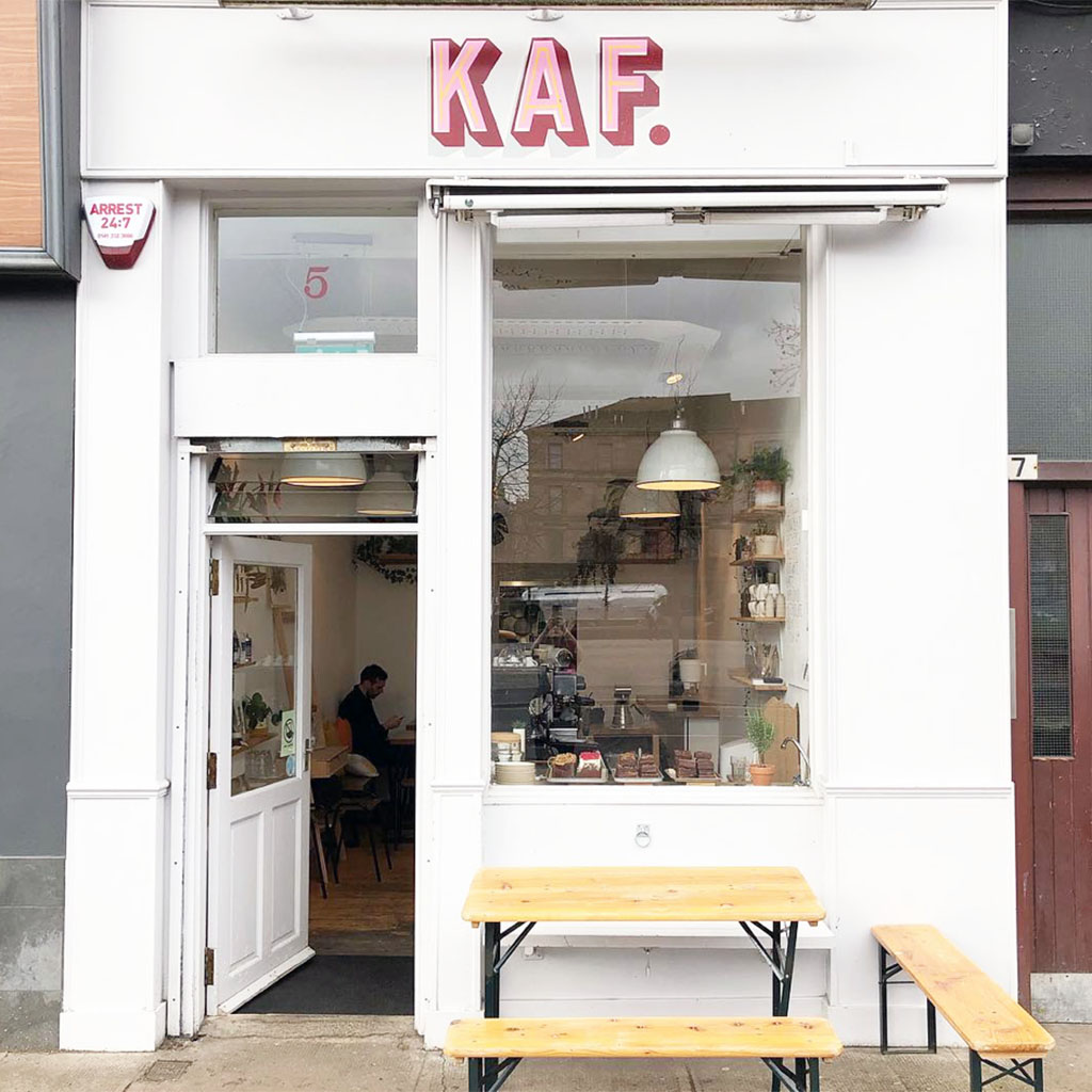 David Fleck Kaf Coffee Meet The Maker Blog