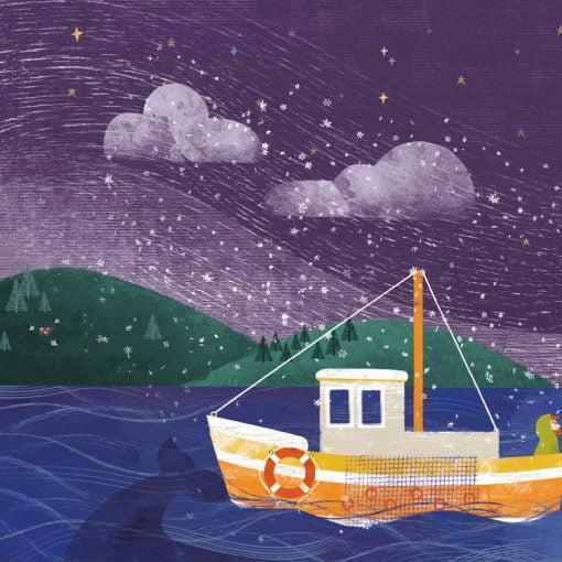 Nightboat by Kate Mclelland