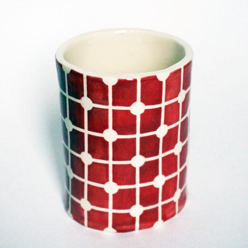 Knot Garden Vase by Jeff Josephine
