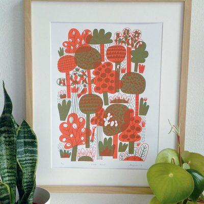 Silk Screen Prints