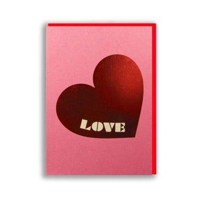 Loveheartcard