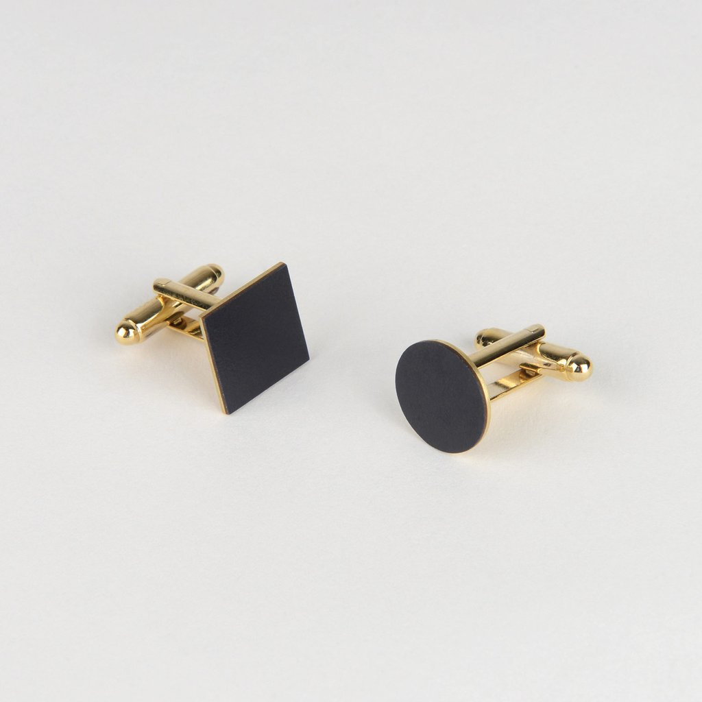 Mix & Match Cufflinks by Tom Pigeon