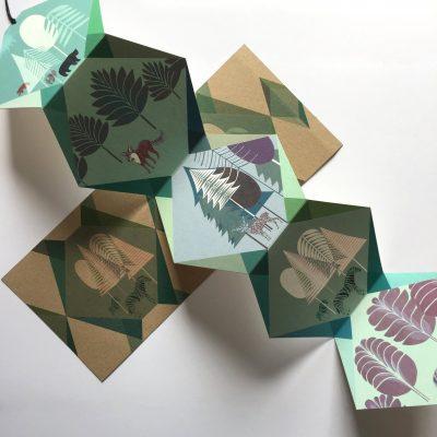 Paper forest dec