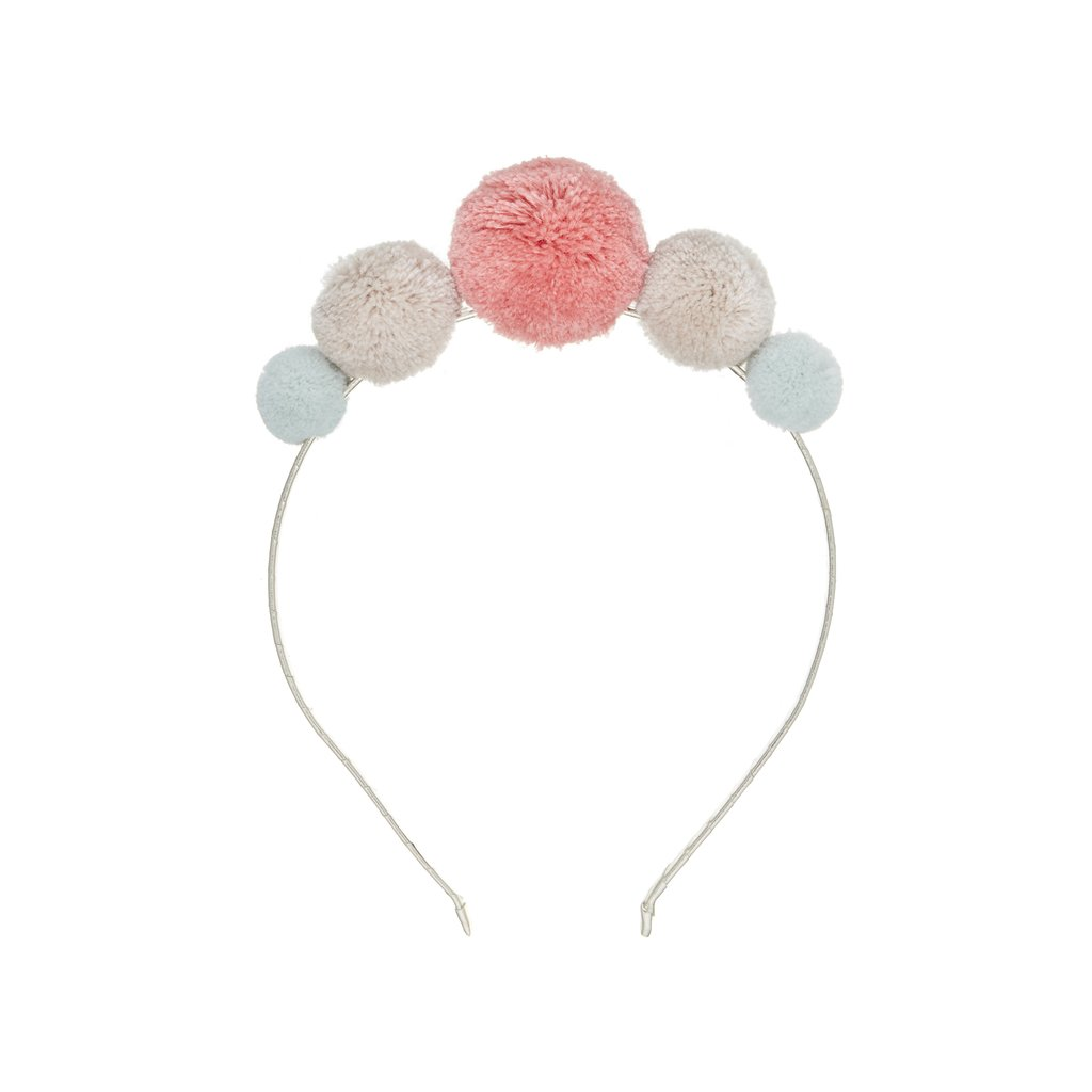 Pepper Pom Pom Alice Band - What s New b0ce2beed07a