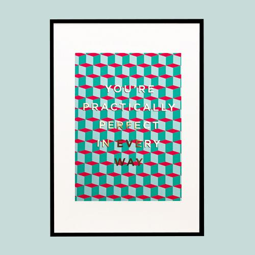 Mary Poppins Prints by Hello Marilu