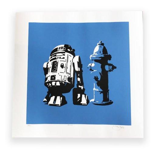 R2D2 by Barry Bulsara