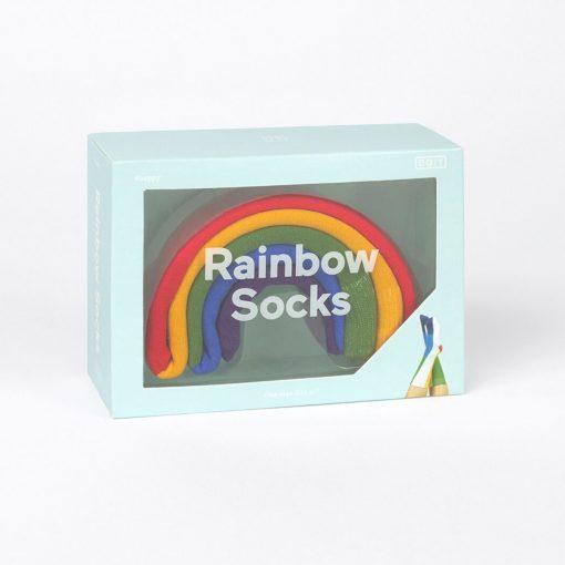 Rainbow Socks Classic by DOIY