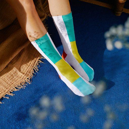 Rainbow Socks Pinky by DOIY