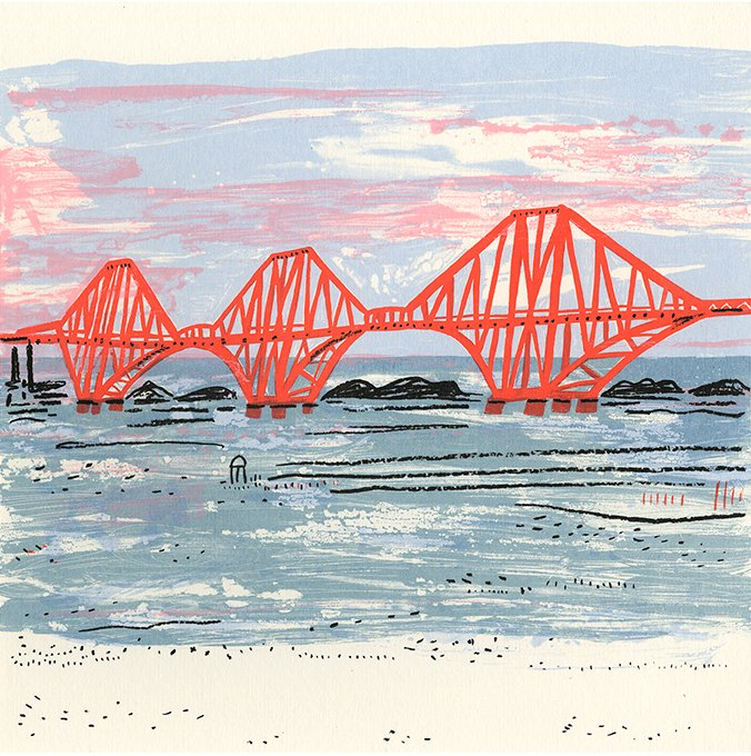 New Edition of Sunset Bridge by Susie Wright