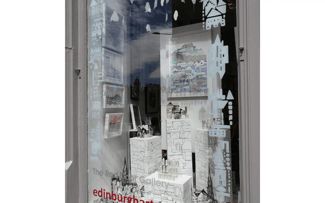 Wright's Window Wonderland
