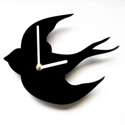 Swallow Clock