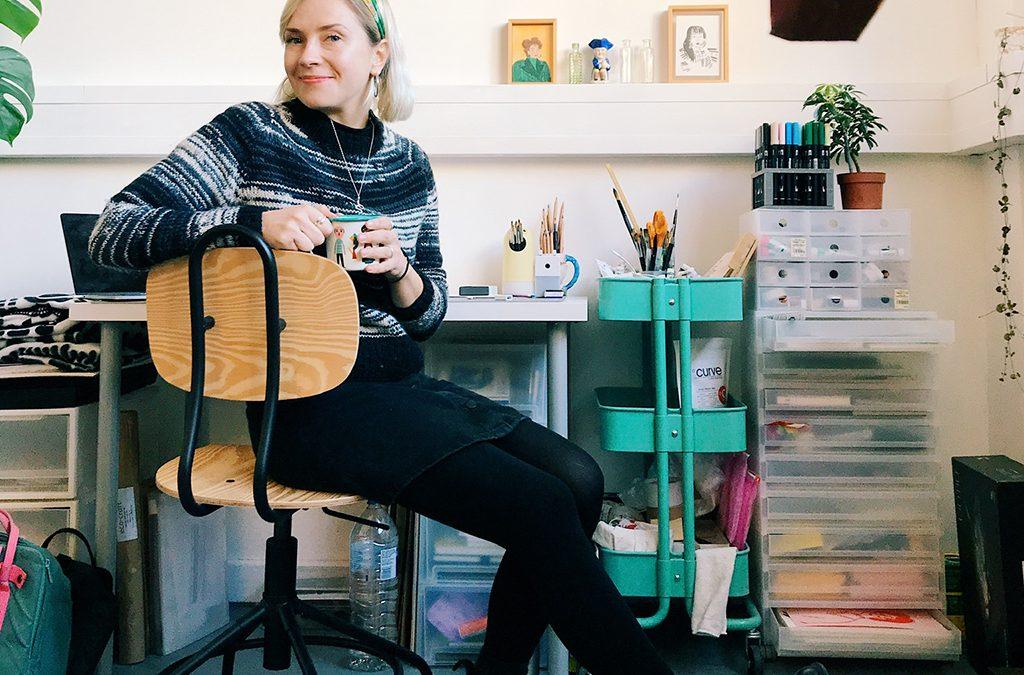 Meet the Maker – Viktorija of And Smile Studio 🌸