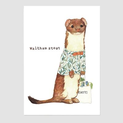 Walthamstoat by Mister Peebles
