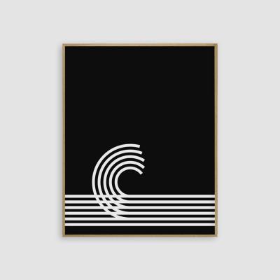 Wave Black