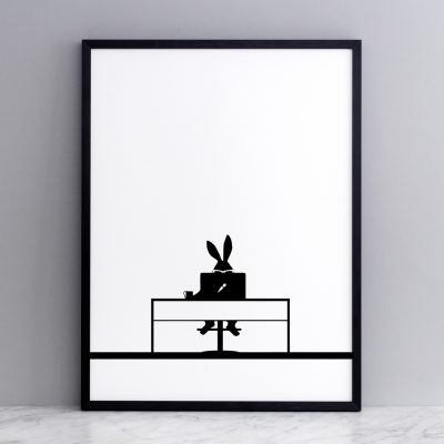 Working Rabbit