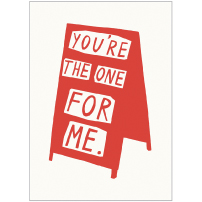 ahYou're The One