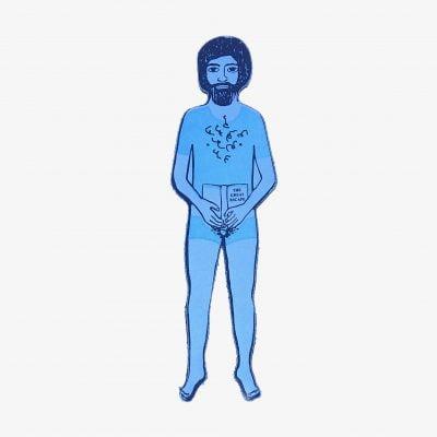 ark corn blue man sun