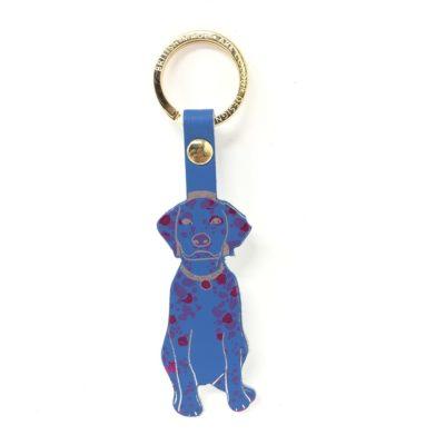 ark dog key fob blue