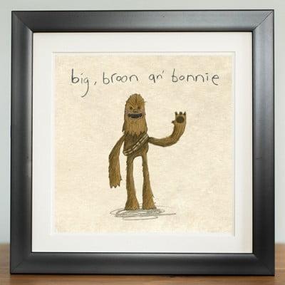 big broon an bonnie