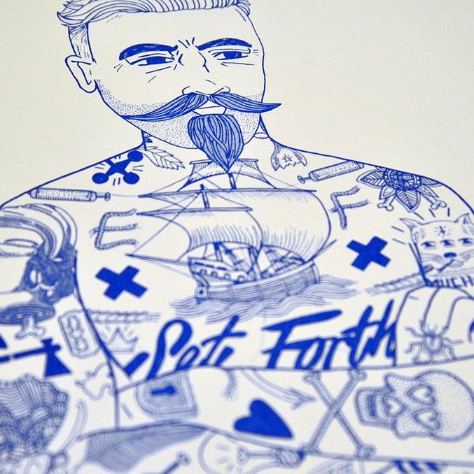 tat man, tattoos, rich fairhead