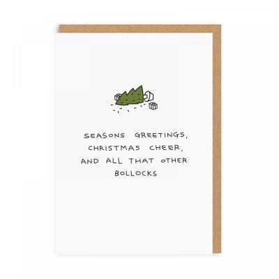 bollocks Card