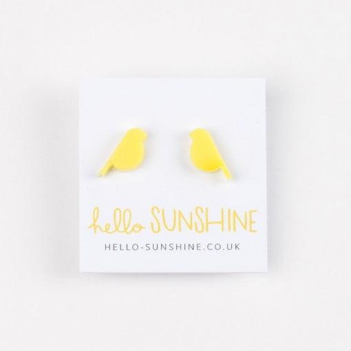 canary aviary, yellow canary, canaries, birds, bird jewellery, hello sunshine,