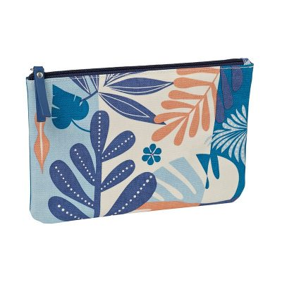 canvas-clutch-bag-with-tropic-coral-pattern