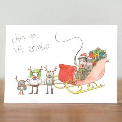 chin up card