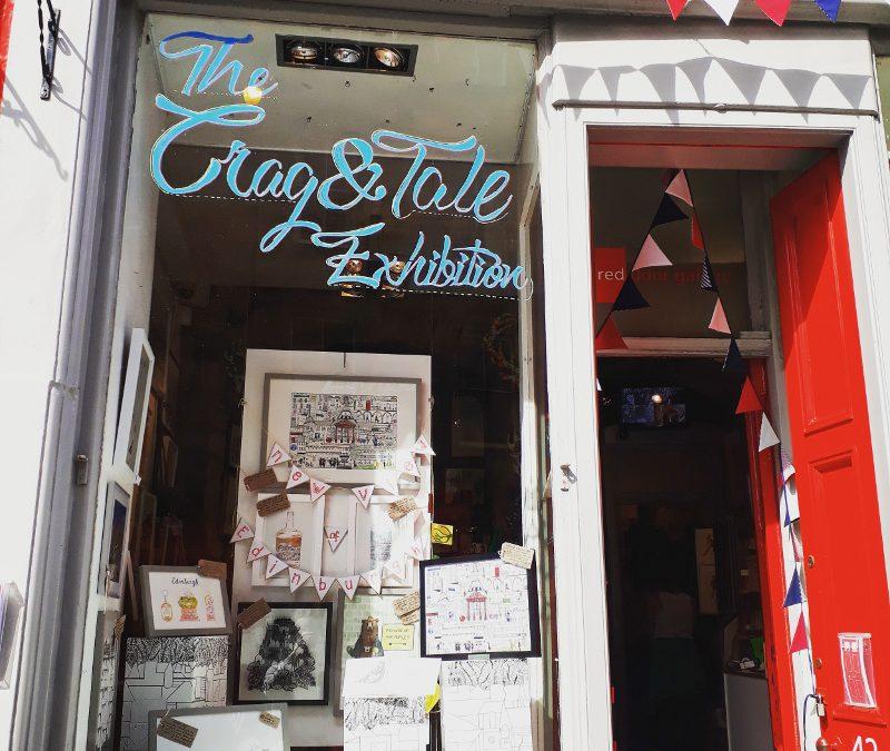 Crag & Tale Exhibition