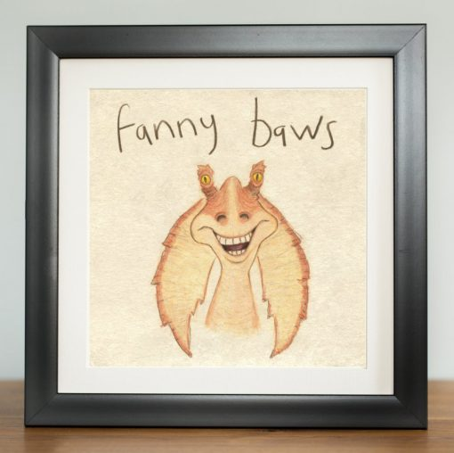 Fanny Baws by The Grey Earl