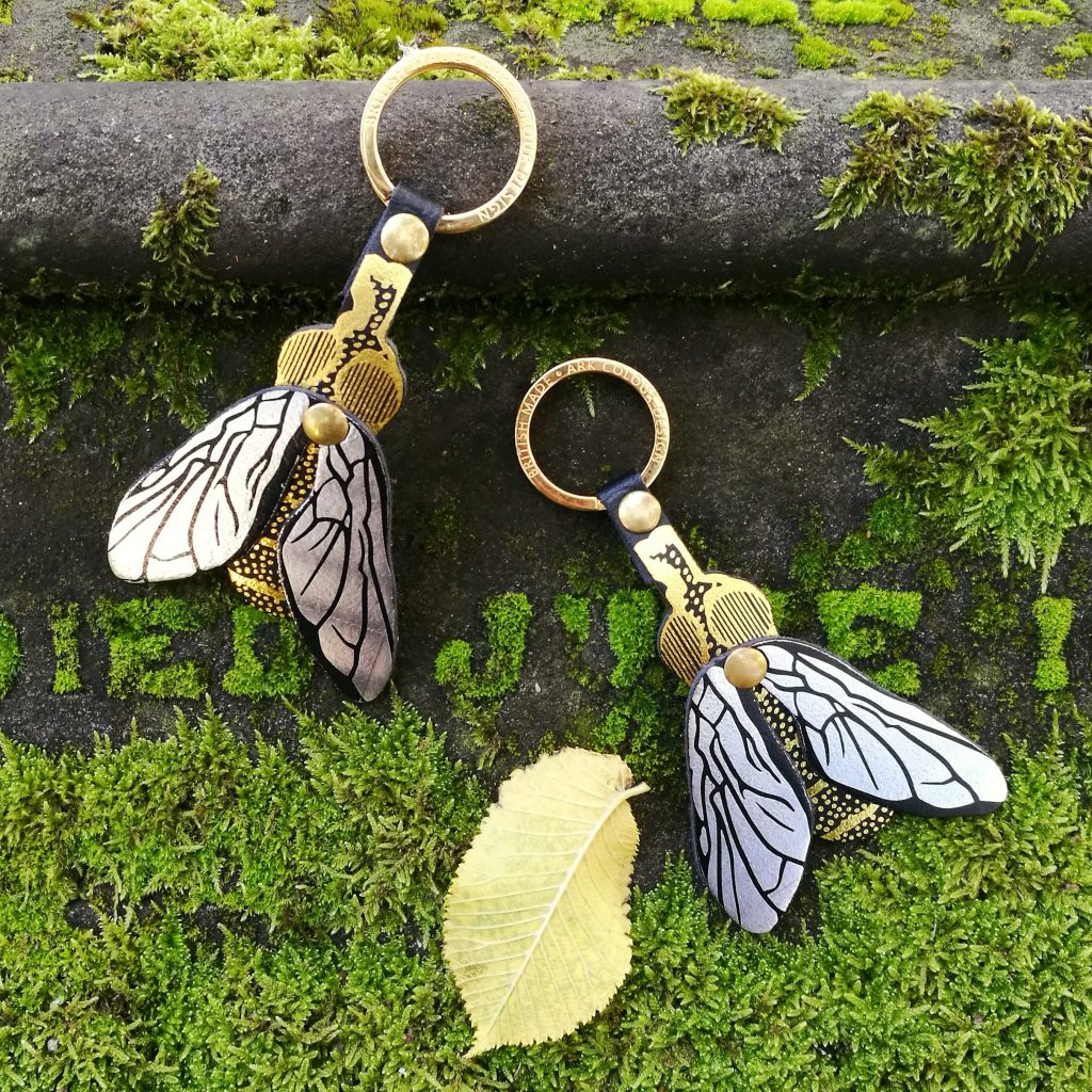 Fly Keyfob by Ark Design