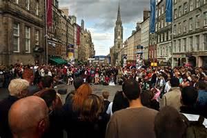 Edinburgh Festival Highlights
