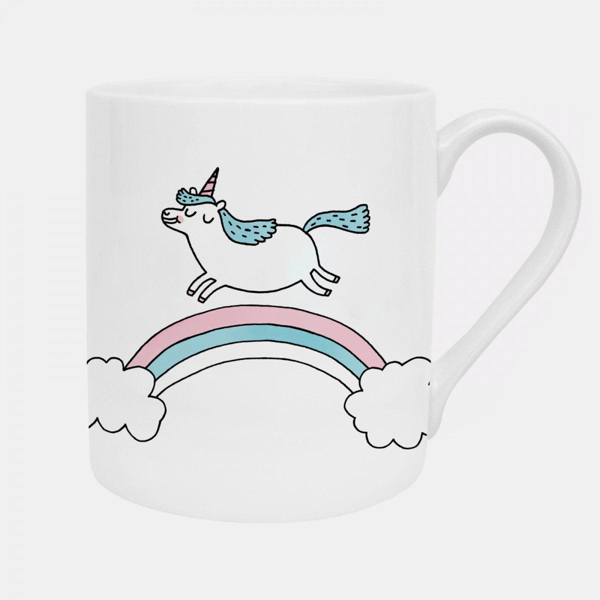 magical unicorn mug by Ohh Deer