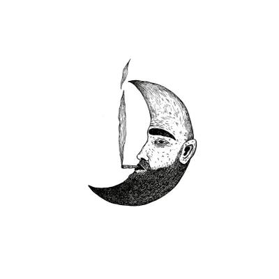 half moon him