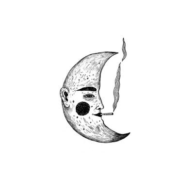 half moon she