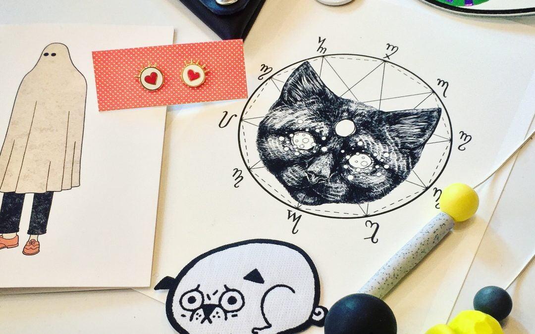 Happy Halloween – Cats, Skulls and Spooky Delights