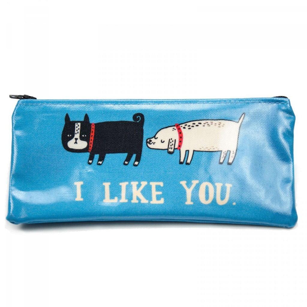 I Like You Pencil Case, Ohh Deer, Gemma Correll, Pencil Case, Ohh Deer