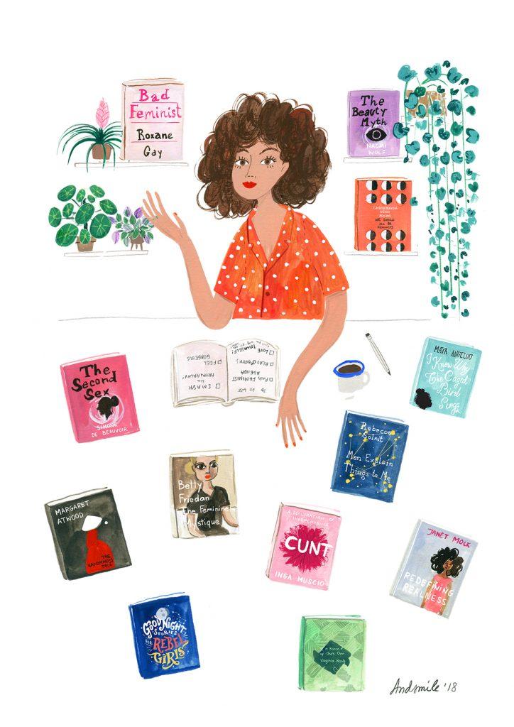 Feminist Reading List Print