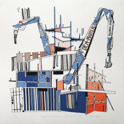 leith+street+construction+III