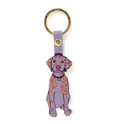 lilac dog