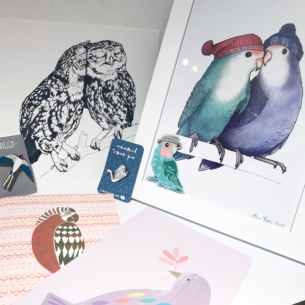 Love Birds Blog