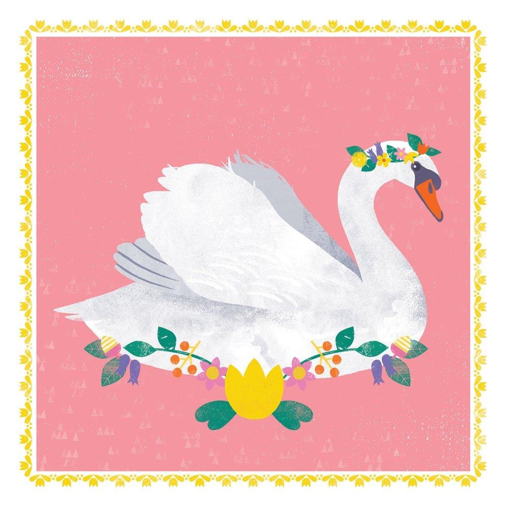 Swan by Kate McLelland