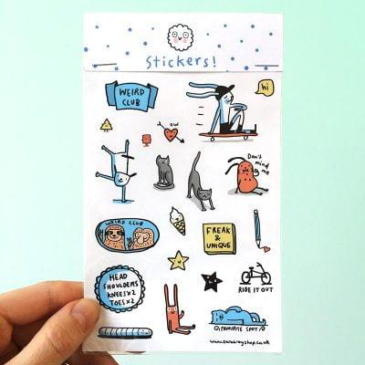 stickersLR