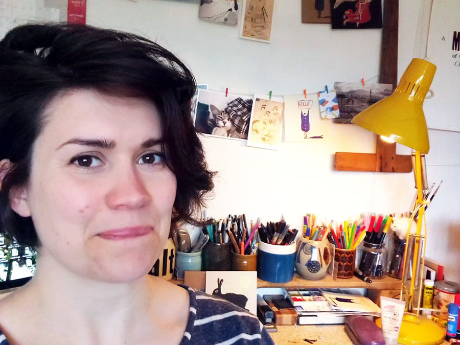 Meet The Maker – Anna of Thundercliffe Press