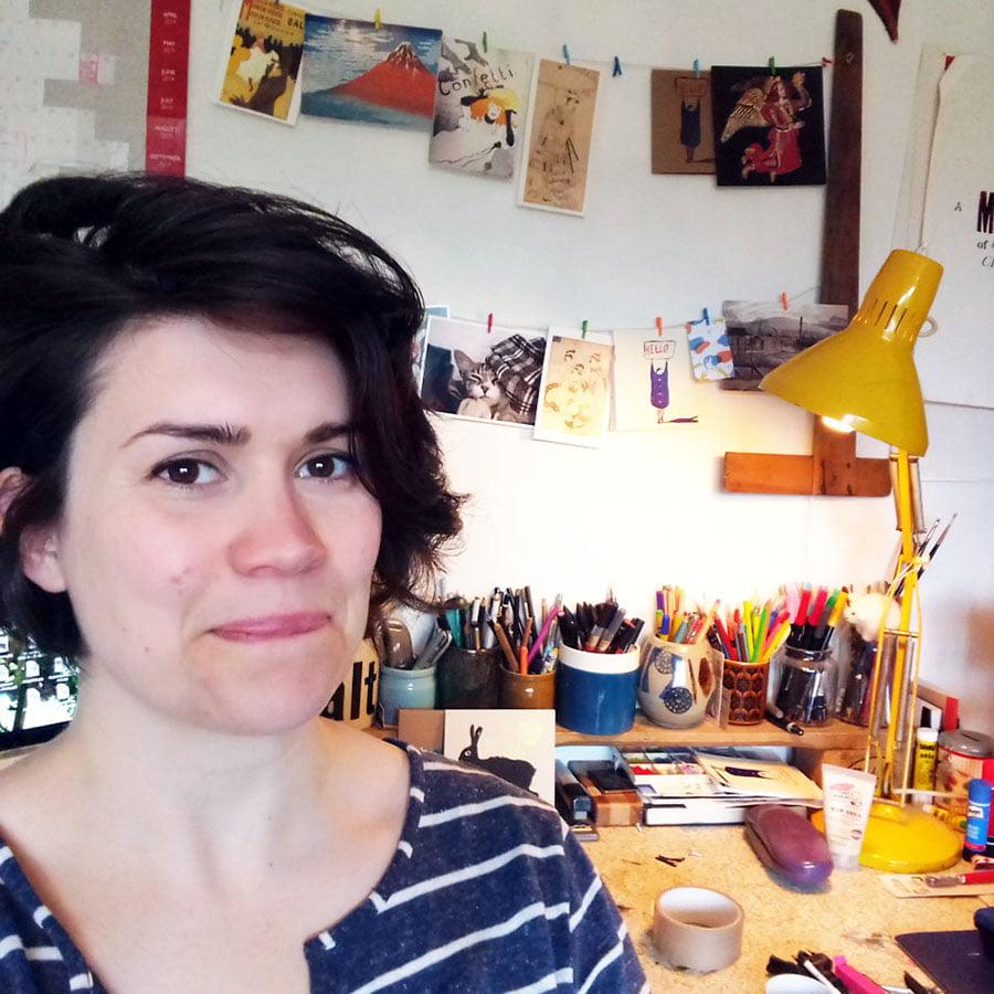 Anna from Thundercliffe Press
