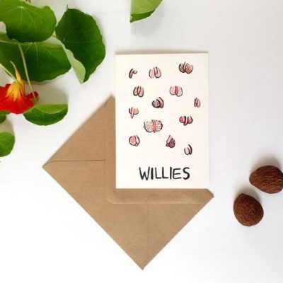 willies card
