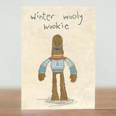 winter wooly wookie