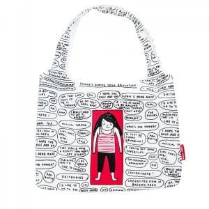 Yoga Shopping Bag